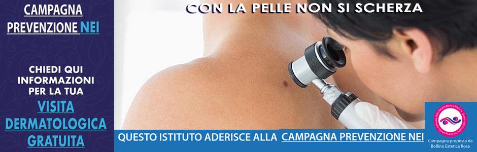 Campagna prevenzione nei